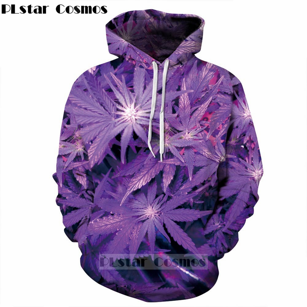 YX GIRL Nice color Leaves Print Men/Women Hoodies Tracksuits 3d Hooded Sweatshirts Hoody dropship