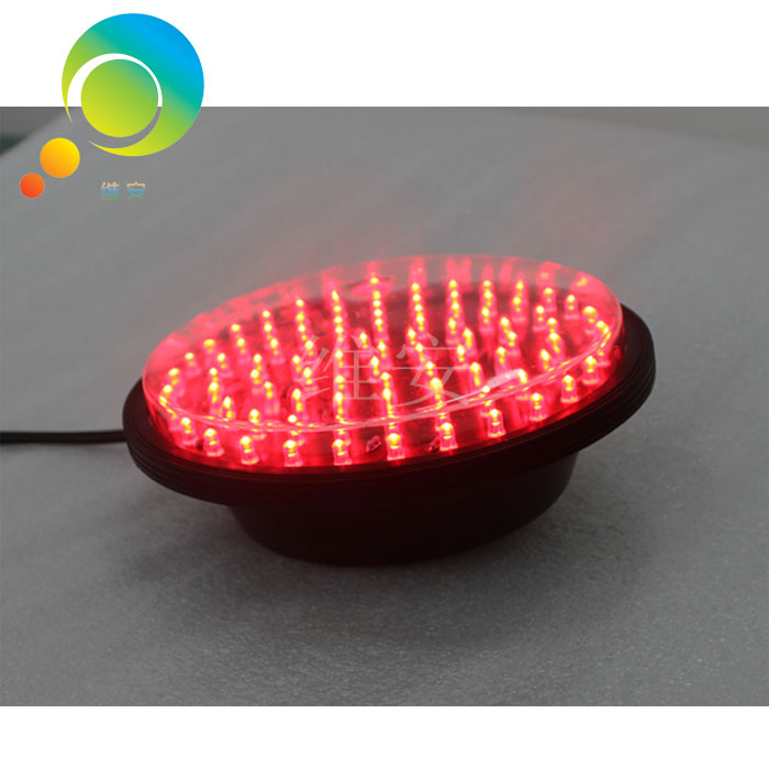 Traffic Light Frugal Ce Rohs Approved Ac85-265v 200mm Red Led Traffic Module High Quality Traffic Signal Light Replacement Roadway Safety
