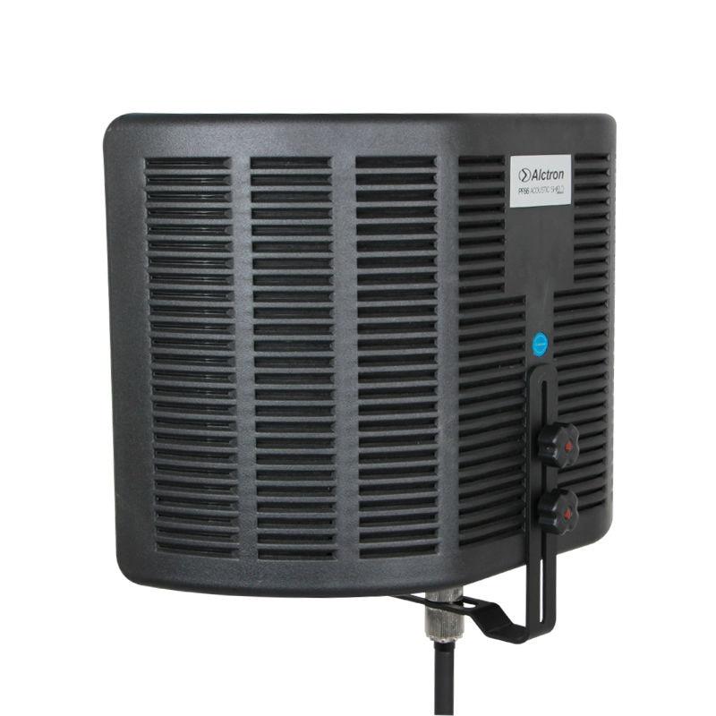 100% Wahr Alctron Pf66 Aufnahmemikrofon Windschutz Schallabsorbierenden Abdeckung Kondensatormikrofon Sound Isolierung Screen Control System Unterhaltungselektronik