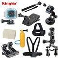 KingMa For Polaroid Cube+ Waterproof Case 10-in-1 Accessories Kit for Polaroid Cube and Cube+
