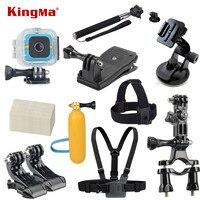 KingMa For Polaroid Cube Waterproof Case 10 In 1 Accessories Kit For Polaroid Cube And Cube