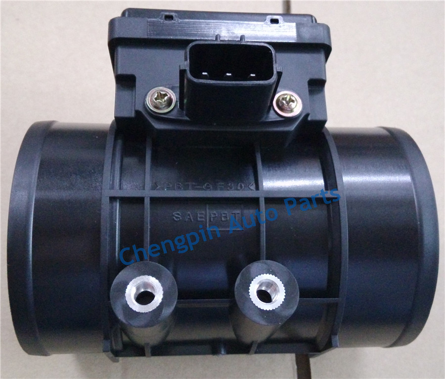 Auto Parts Original Mass Air Flow Sensor OEM# E5T53371 52D1 52D0-13-215 Air Flow Meter for Suzuki 04-06 XL-7 04-05 Grand Vitara auto parts original mass air flow sensor oem e5t52271 fs1e maf for mazda miata protege vitara 2001 05