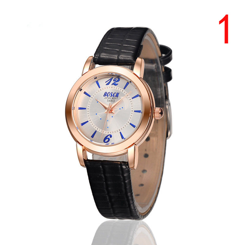 wu's Women's watch fashion wild lazy watch ladies table factory direct sales 313# ovxuan factory direct sales 100