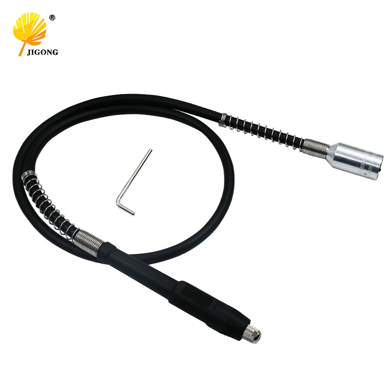 JIGONG Rotary Grinder Tool Flexible Flex Shaft Fits Dremel polishing machine 110cm with