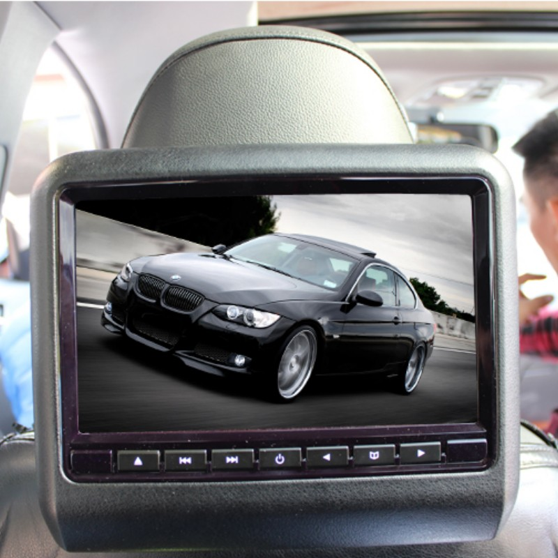 10.1 inch car DVD Player Back Seat big display Screen usb/sd/game/cd/dvd/mp5 800*480 жертвуя пешкой dvd