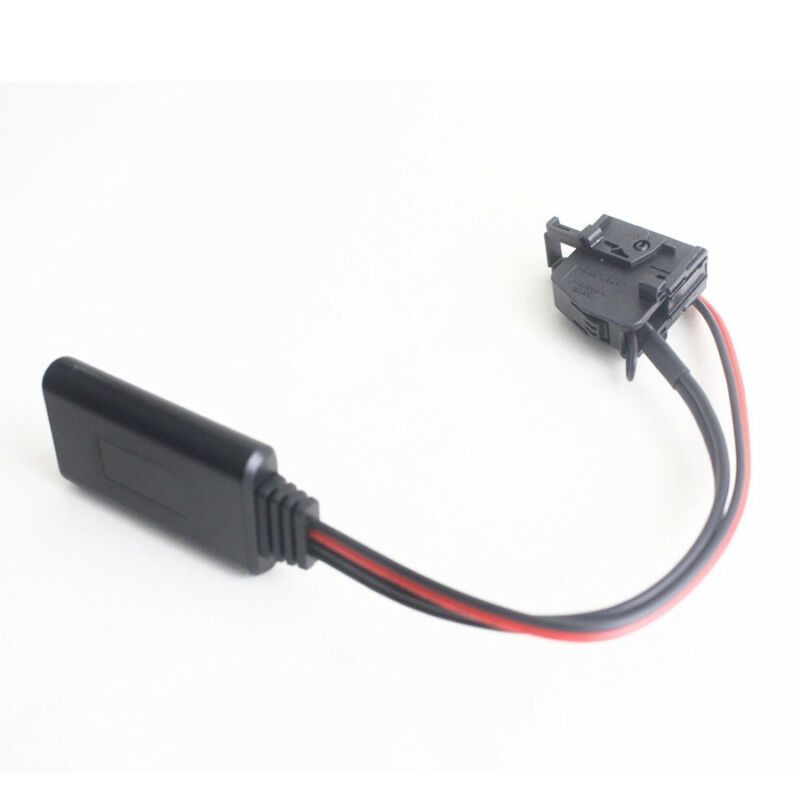 Car Cord Bluetooth Adapter AUX Cable For <font><b>Mercedes</b></font> Comand 2.0 APS 220 W211 <font><b>W208</b></font> W168 W203 Socket Radio Car <font><b>accessories</b></font> image