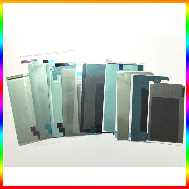 NEW Original for samsung s2/s3/s4/s5/s6/s7/s7 edge Lcd screen repair back adhesive Glue sticker strip