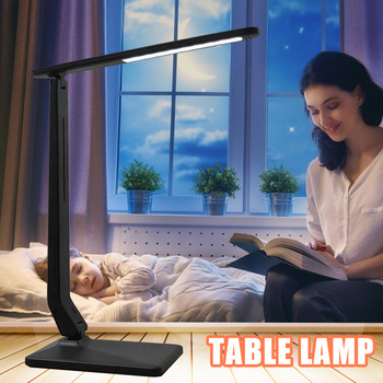 USB Desk Lamp Flashlight Reading Light Portable Beside Bed Table Lamp Adjustable Night Lamp Book Lamp Torch Сумка