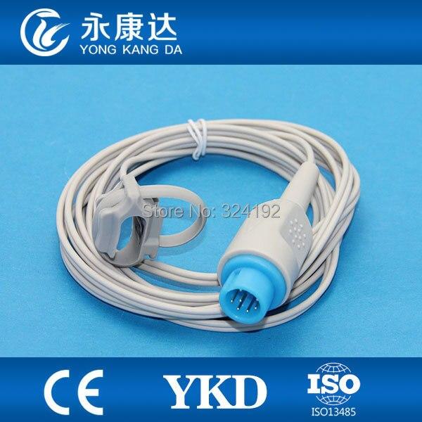 Free shipping PM9800 8pin Neonate wrap spo2 sensorFree shipping PM9800 8pin Neonate wrap spo2 sensor