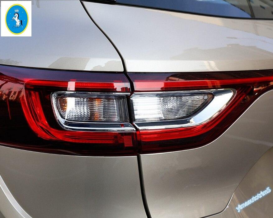 Yimaautotrims Auto Zubehör ABS! Exterieur Fit für Renault Koleos - Auto-Innenausstattung und Zubehör