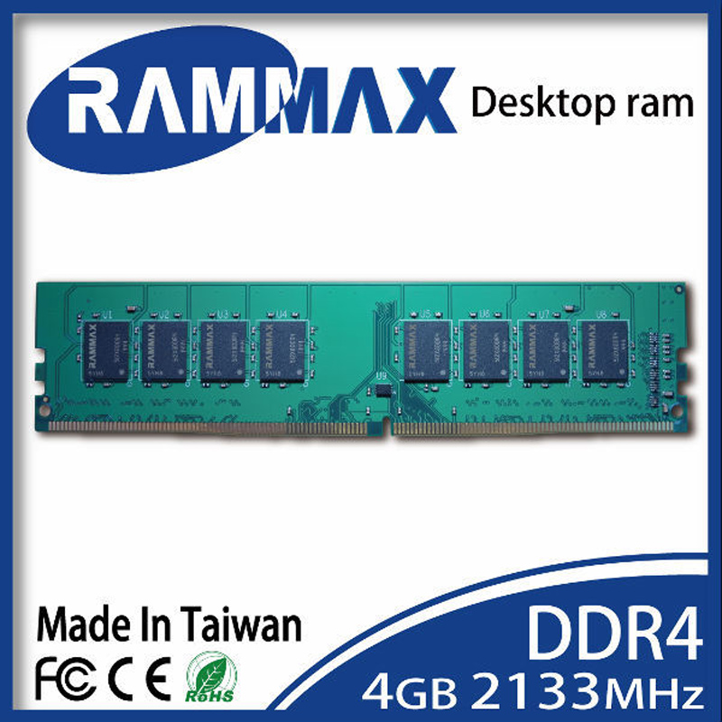 LO-DIMM 2133Mhz Desktop Memory DDR4 Ram 4GB 8GB CL15 Unbuffered Non-Ecc PC4-17000 288-pin work with motherboard of PC Computer ...