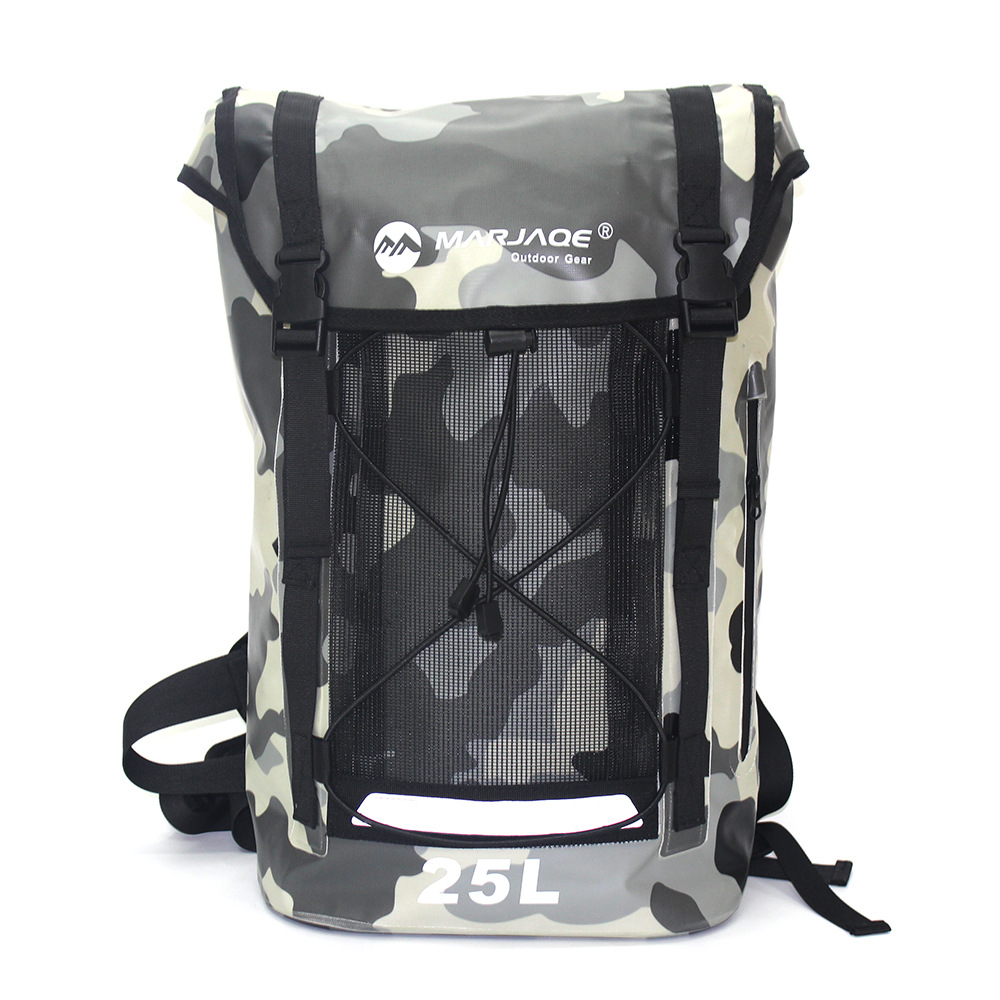 25L Sports Swimming Waterproof Dry Backpack Bag For Men s PVC Impermeable Water Proof Ocean Hiking