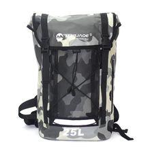 Водонепроницаемый рюкзак для мужчин спортивная водонепроницаемая