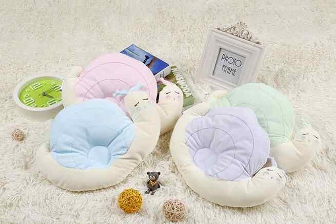 Years yeurs Подушка для новорожденного мягкая для младенцев ясельного возраста позиционер для сна подушка для поддержки сна подушки для предотвращения плоской головы