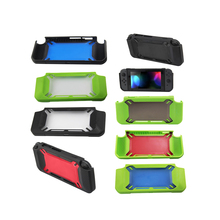 rubber protection hard case rubber detachable grip hard shell for S-witch host Cover Anti-Scratch Console protective skin