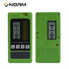 Norma Universale Fascio Laser Ricevitore per Norma 5/8/12 Linee di Livello del Laser