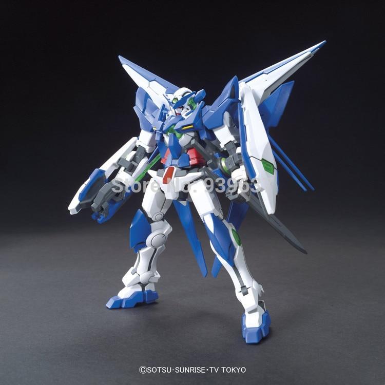 Genuine Bandai Gundam / HGBF 016 1/144 Amazing Exia/4 inch от Aliexpress INT