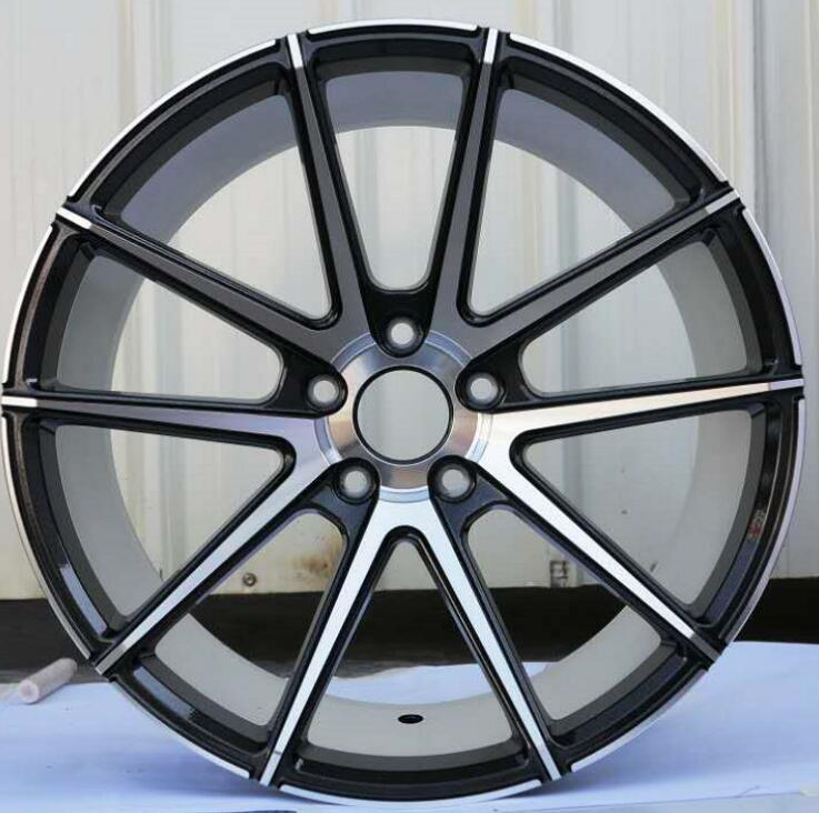 New 19 Inch 19x8 5 19x9 5 5x112 5x120 Car Alloy Wheel Rims Fit For Audi Volkswagen Bmw Wheels Aliexpress