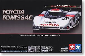 & amp;Radic;Tamiya car models share on Toyota TOM S 84 c 24289 car