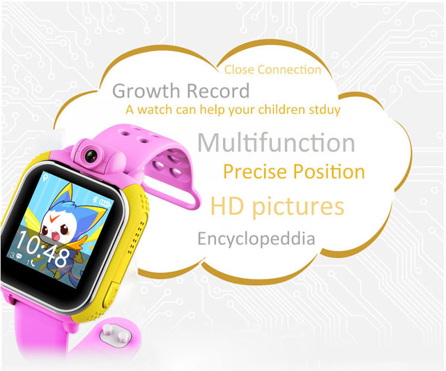 Frete grátis novo smart watch crianças relógio de pulso 3g gprs gps localizador rastreador anti-perdida smartwatch relógio bebê com controle remoto câmera