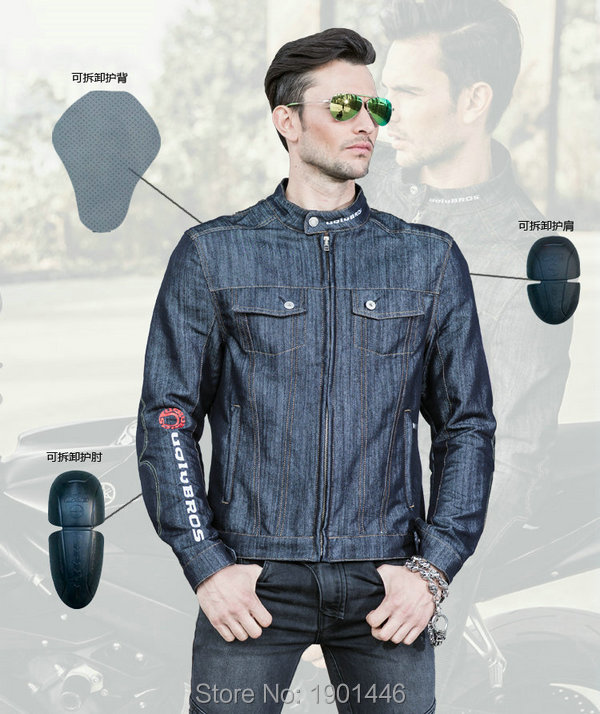 uglyBROS UBJ03 retro classical nostalgic motorcycle protection jacket motorbike knight daily riding casual coat protective armor