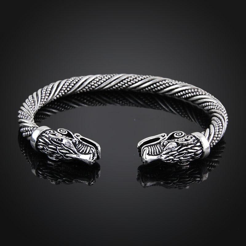 LAKONE Teen Wolf Head Armband Indian Jewelry Fashion Accessories - Mode-sieraden - Foto 3