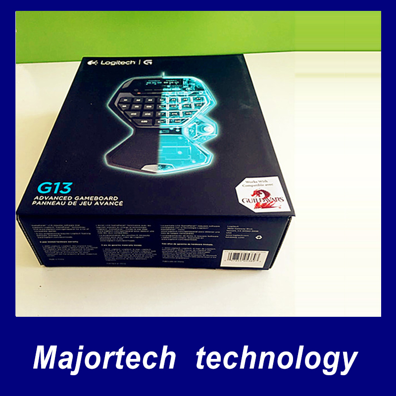 Logitech G13 Original authentic brand new boxed Advanced Wired Gaming Keyboard