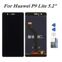 100 Tested For Huawei P9 Lite 5 2 LCD Display Touch Screen Digitizer Assembly For Huawei