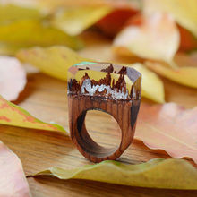 3D Magical amazing serbia ring