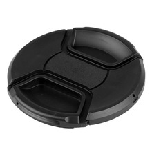 NEW 52mm center pinch Snap-on cap cover Lens Cap for Canon EF 50mm f/1.8 II Lens 52mm camera lens cap cover