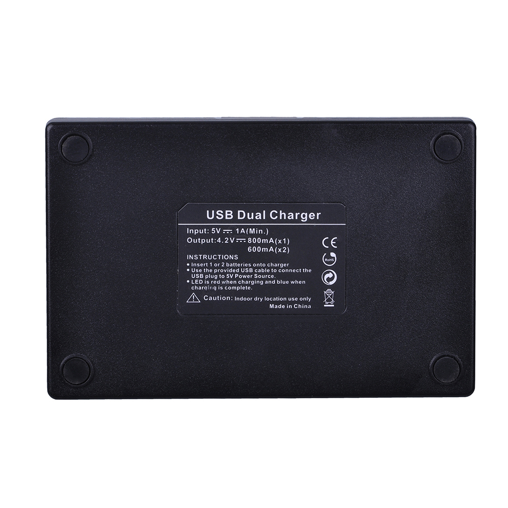 USB Dual CHarger LP-E17 05