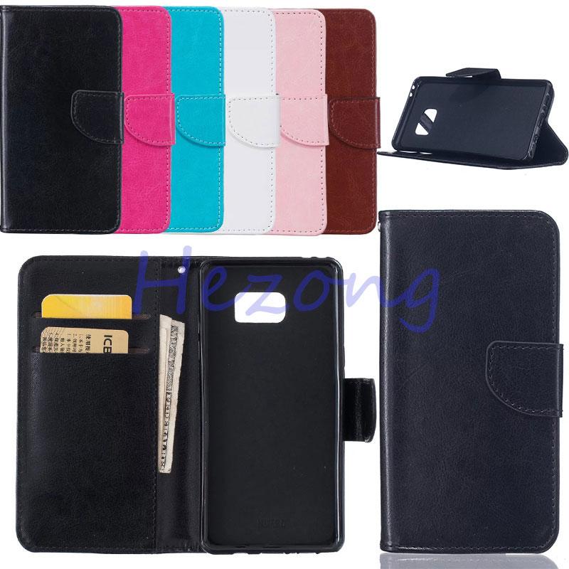 DOITOP Flip Leather Wallet Cash Cards <font><b>Holder</b></font> Stand <font><b>Phone</b></font> Case Cover For <font><b>Samsung</b></font> Galaxy S7 S7 Edge J1 J3 J5 A3 <font><b>A5</b></font> 2016 J5 2015 A3