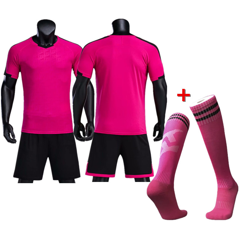 5c174ab81b7 Aliexpress.com   Buy 18 19 kits children soccer uniforms men kids soccer  set blank soccer team training breathable uniforms QD 003 from Reliable  American ...