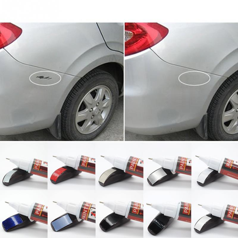 Permanent Water Resistant Works On All Colors Fix It Pro Clear Car Coat Scratch Cover Remove Repair Waterproof Painting Pen