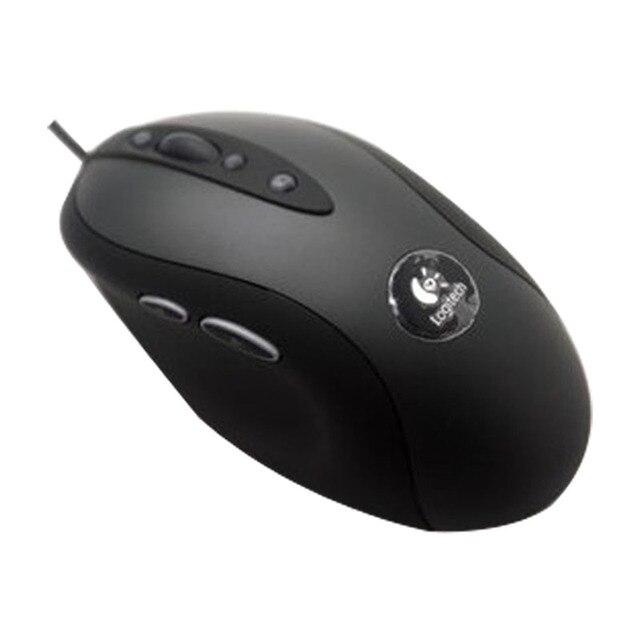 100% 오리지널 logitech g400 광 게이밍 마우스 유선 전문 플레이어 브랜드 gmaing 마우스 (소매 패키지 포함)