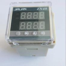 Счетчик цифрового дисплея ZN48 реле двойной задержки интеллектуальный Индикатор двойного счета