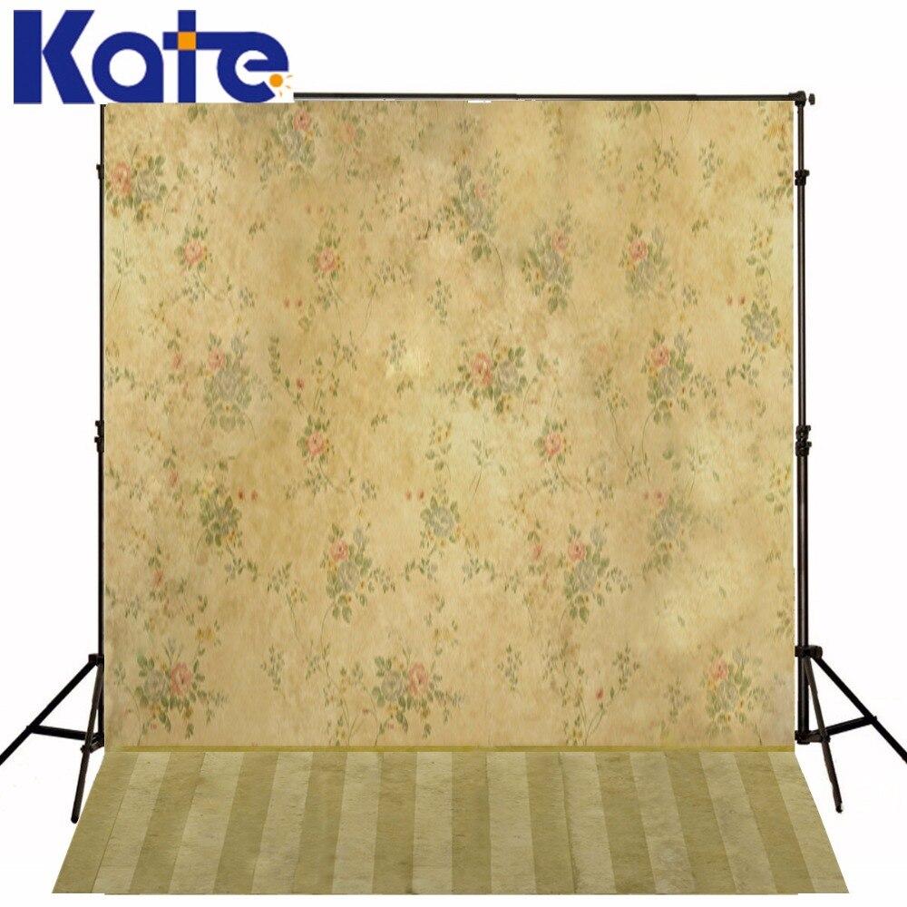 Kate Digital Printing Photography Background  Retro Flowers Wall Floor Backgrounds For Photo Studio сумка kate spade new york wkru2816 kate spade hanna