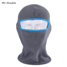 Breathable Balaclava Motorcycle Airsoft Military Tactical out door activities Winter Warm Fleece Full Face Mask Mr Hunkle