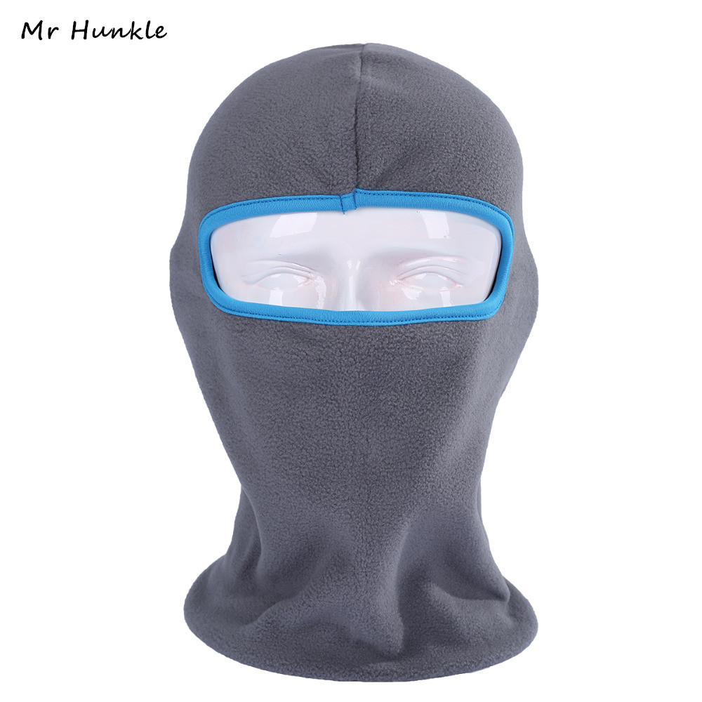 Mr Hunkle Breathable Balaclava Motorcycle Airsoft Military Tactical out door activities Winter Warm Fleece Full Face Mask airsoft adults cs field game skeleton warrior skull paintball mask
