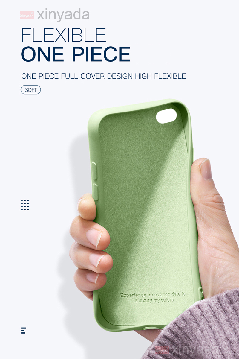 For Xiaomi Redmi Go Xiomi Case Cover Liquid Silicone TPU Rubber Soft Phone Case Shockproof Coque Capa Fundas Shell in Fitted Cases from Cellphones Telecommunications