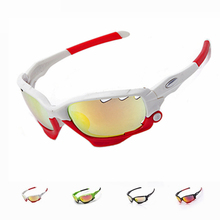 New Cycling Glasses Bike Glasses Outdoor Sports MTB Bicycle Sunglasses