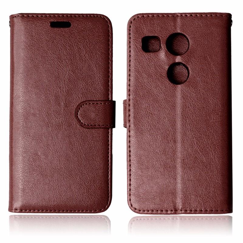 2015 Luxury Wallet PU Leather Back Cover Case For LG Nexus 5X H798 H790 H791 Google Nexus5X Case Flip Phone Protective Bag Skin (40)