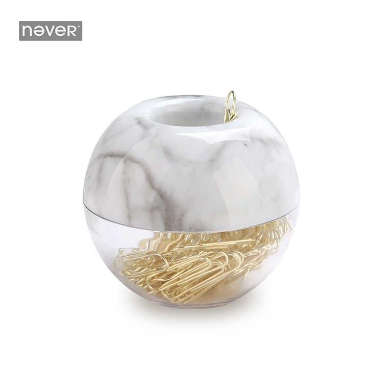 Desk Accessories Office Clip Dispenser Oficina Y Material Escolar Kawaii Holder Plastic Pop Wire