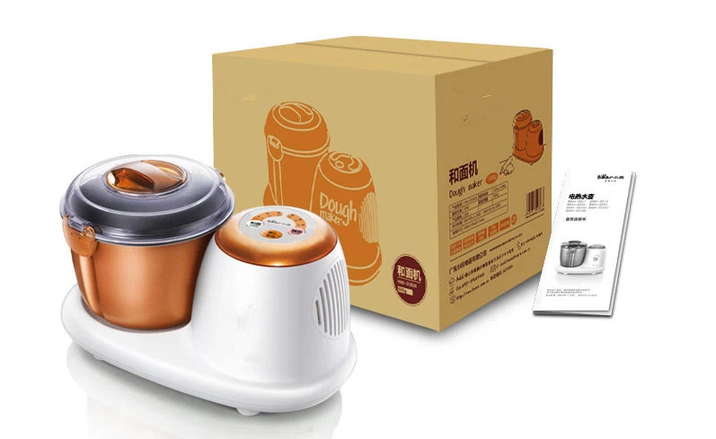 ФОТО Dough mixer home use automatic microcomputer