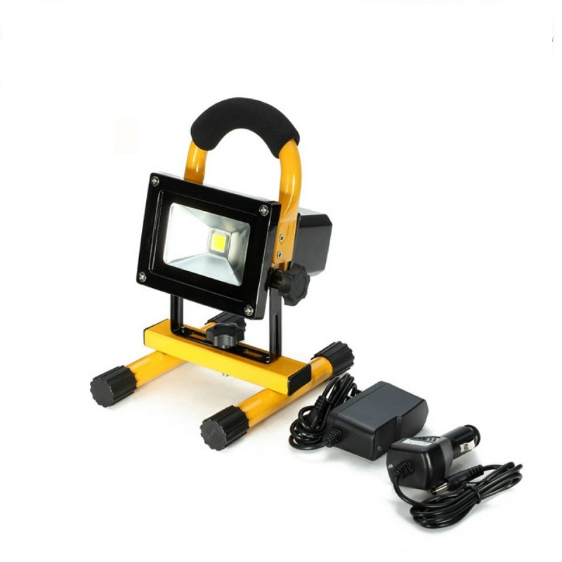 Led Flood Light Rechargeable 20w: Free 10W 20W Floodlight Rechargeable LED Flood Light Lamp