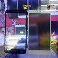Probado para alcatel one touch pop 2 ot7044 7044x 7044a touhscreen piezas de lentes de vidrio de reemplazo del panel táctil digitalizador