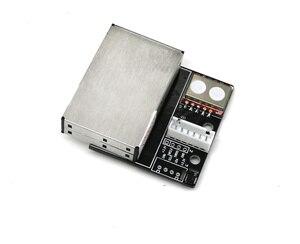 Image 3 - TTL/Modbus485 6 في 1 الفورمالديهايد استشعار درجة الحرارة والرطوبة PM2.5 نوعية الهواء CO2 الاستشعار TVOC وحدة الكشف الليزر الغبار
