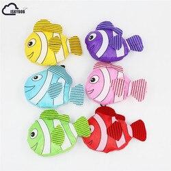 Heiße Neue 7 Farben Tropical Fisch Faltbare Eco Reusable Einkaufstaschen Reusable Tote Beutel Recycling Lagerung Handtaschen 38cm x 58cm