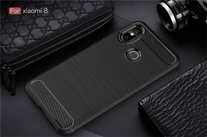Soft Back Cover Case for Xiaomi 8 8SE Redmi 6 6A Pro (8)