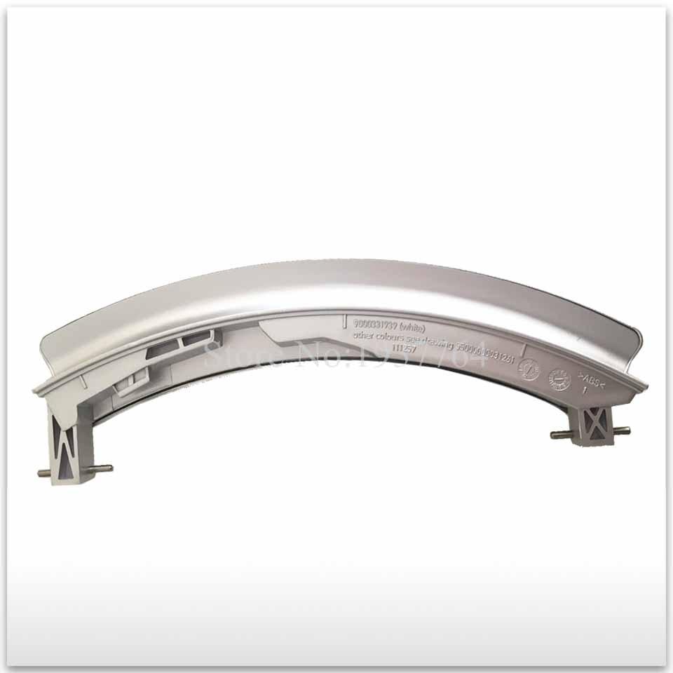 new for drum washing machine door handle XQG75-10S360 WM10S360TI door buckle original new for lg drum washing machine door hinge 42741701 1pcs